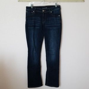Maurices Bootcut Jeans.